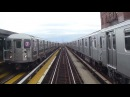 ᴴᴰ Manhattan Bound R62A 7 EXPRESS RFW Footage - Willets Point-Queensboro Plaza (August 2013)
