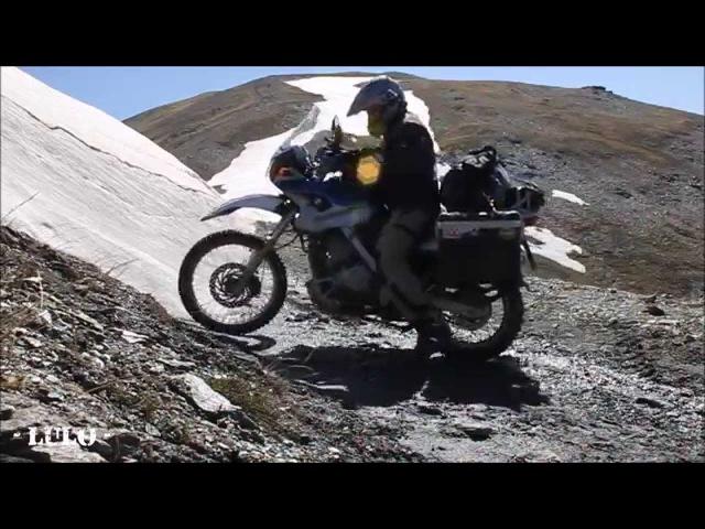 Las Aventuras de LULITO Alpino 2014 - (The Movie) - BMW F650 GS Dakar