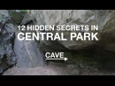 12 HIDDEN SECRETS in Central Park