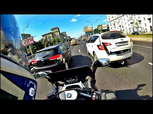 MotoVlog 21: Про прямотоки в городе.