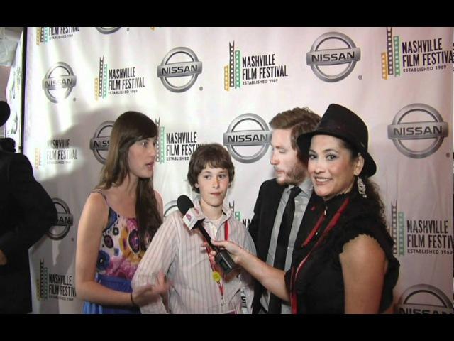 Интервью с создателями фильма на кинофестивале в Нэшвилле.