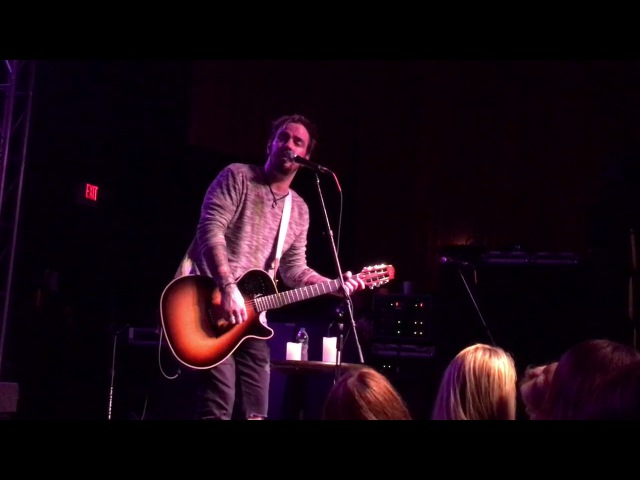 Fully Completely / Nothingman (Acoustic) by Adam Gontier live at Diesel in Chesterfield, MI on 03/2