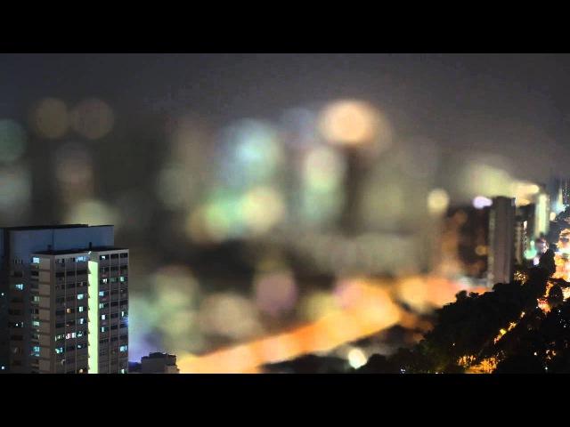 Beautiful Time-Laps Tilt-Shift Singapore