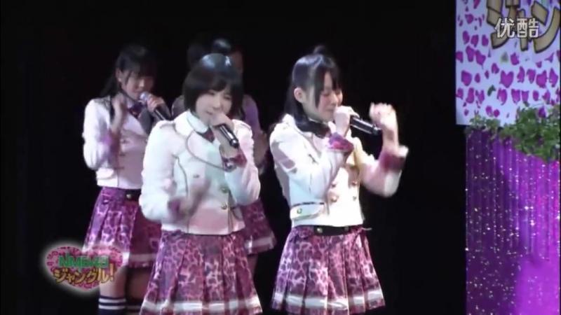NMB48 - Sakura no ki ni Narou (110317 NMB48 Jungle!)