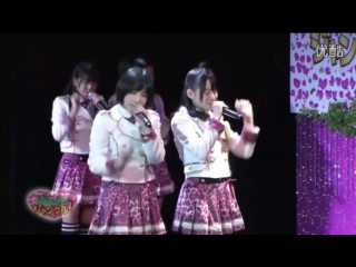 NMB48 - Sakura no ki ni Narou (110317 NMB48 Jungle!)