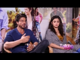 Shah Rukh Khan ¦ Alia Bhatt EXCLUSIVE ¦ Dear Zindagi Is A BEAUTIFUL Film