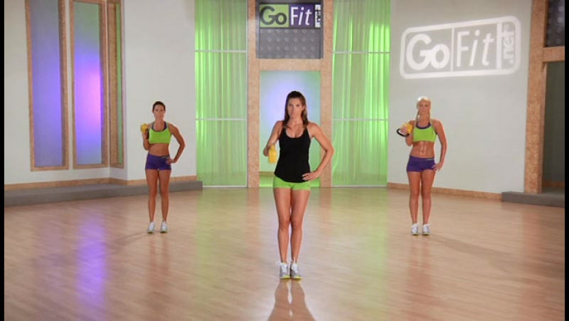 Brook Benten - Kettlebody - Bell Body Sculpt