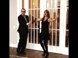 Гарик Мартиросян с женой необычно станцевали под песню группы Грибы