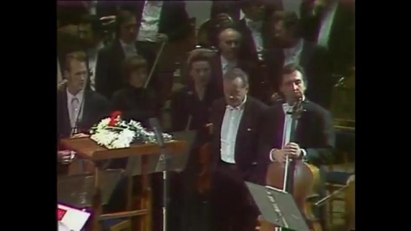А. Скрябин - симфония №3 Божественная поэма, op.43, ГАСО, дир. Е. Ф. Светланов, 1988