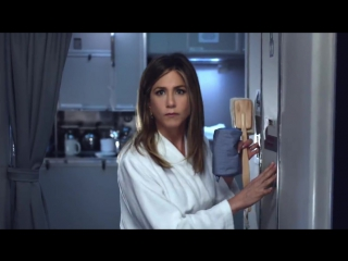 Дженифер Энистон в рекламе авиакомпании Emirates
