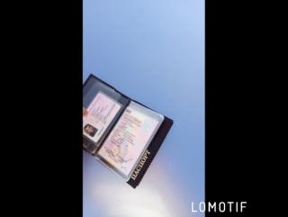 Обложка с гос.номером и логотипом вашего автомобиля под автодокументы и паспорт.