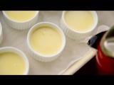 КРЕМ-БРЮЛЕ - самый вкусный французcкий десерт - как приготовить дома - рецепт Creme Brulee