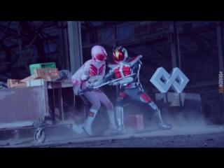 [dragonfox] Kamen Rider × Super Sentai: Chou Super Hero Taisen (RUSUB)