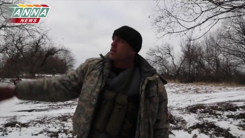 Спецназ ГРУ ДНР Часть 1 Охотники за диверсантами