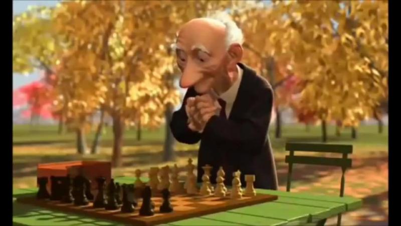 Игра Джери (Geris Game) - Pixar Animation Studios