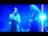 Phantom Of The Opera - Floor Jansen  Joacim - Christmas Metal Symphony 2013 Boc