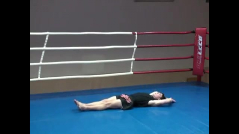 7 Упражнения для мышц преса. 8 - СФП. Муай Тай
