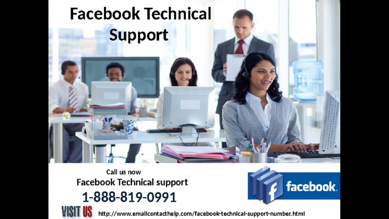 Get smart with Facebook technical support 1-888-819-0991
