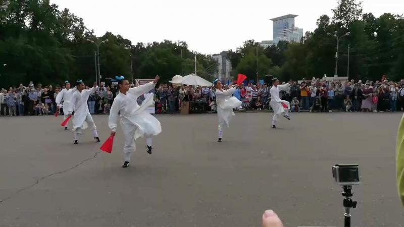 Танец Боевые искусства Китая смотреть онлайн без регистрации