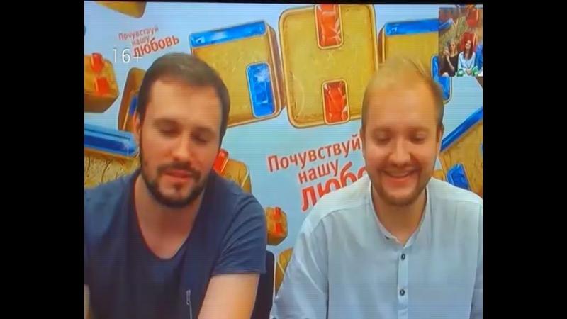 Презентация шоу Студия Союз с 10 августа по четвергам на ТНТ