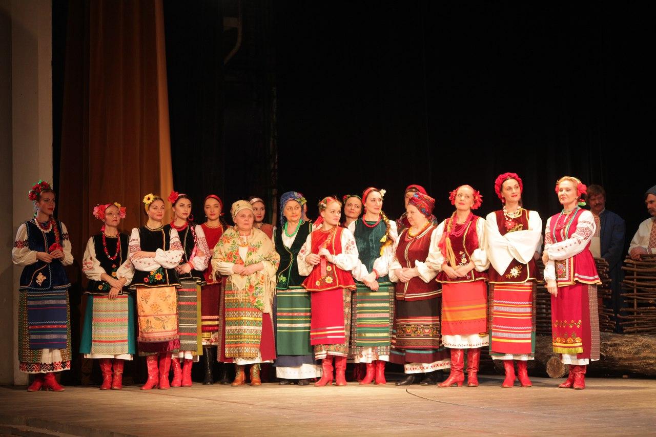 Запорожець за Дунаєм. Одеський театр ім. В. Василька