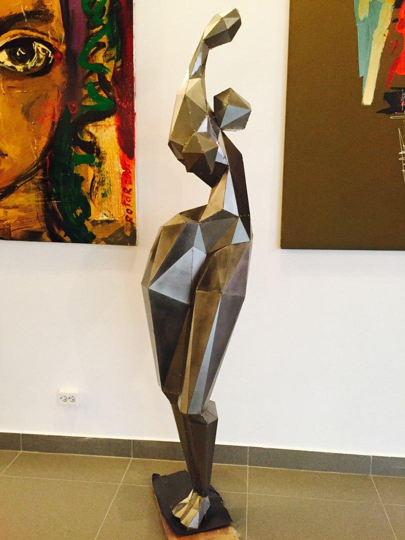 Выставка Свои-Чужие. Арт-галерея Мануфактура