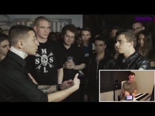 Эксперимент׃ Oxxxymiron на VERSUS BATTLE под музыку Земфиры