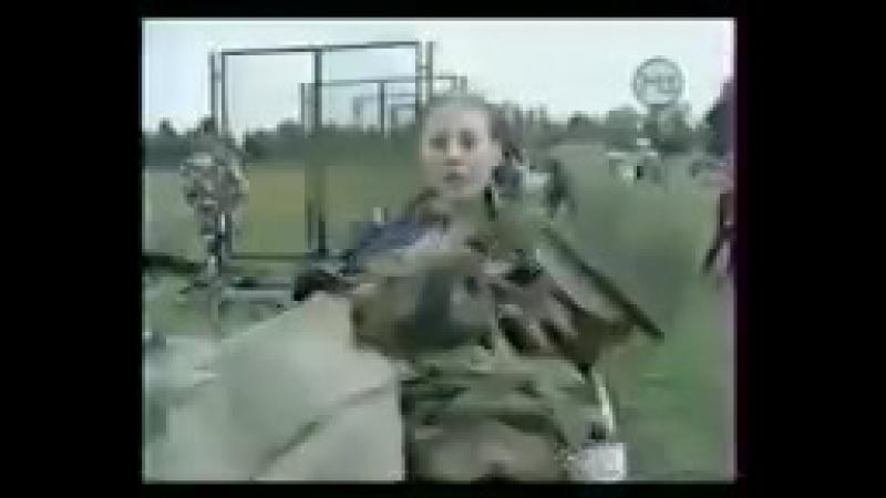Передача Наши в городе - МегаФон olite от 01.08.2002.Канал М1