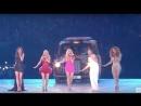 Spice Girls на церемонии закрытия Игр в Лондоне 2012