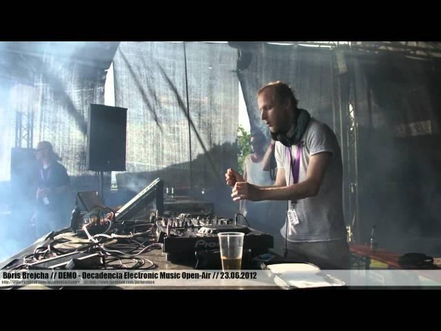 Boris Brejcha @ DEMO Decadencia Electronic Music Open-Air