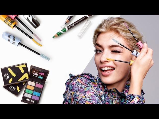 Новая коллекция макияжа The ONE «Экспрессия»