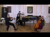 Ф.Шуберт Адажио (ноктюрн) для скрипки, виолончели и фор-но