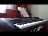 Adele - Skyfall (piano cover)