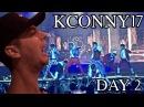 KconNY 2017 DAY 2 Vlog   Outside the Car 11