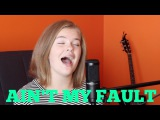 Ain't My Fault - Zara Larsson - Cover By Serena