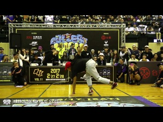 Judge Demo:Paradox | 161217 台酒生技 College High Vol.12 Stage3 | Danceproject.info