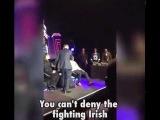Floyd Mayweather meets Conor McGregor, Robert De Niro, Joe Pesci and Mike Tyson