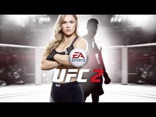 Женская карьера в EA Sports UFC 2 2 [Повышаем сложность]
