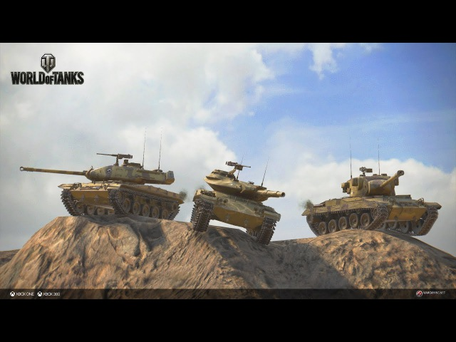 World of Tanks Blitz - Стрим №9. 18