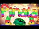 RUS_DUB Несокрушимая пиньята theodd1sout comic озвучка OwlyOwlet
