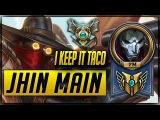 I Keep It Taco Jhin Montage - NA Master Jhin - 2 Million Mastery Points - Jhin Main The Legends