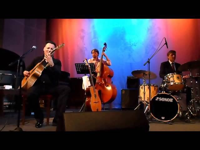 ГАСАН БАГИРОВ и ЕГО АНСАМБЛЬ. Вечер джазовой гитары.