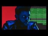 Making a Beat The Weeknd - Starboy ft. Daft Punk (Remake)