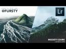 HOW TO EDIT LIKE DYLAN FURST (@fursty) | MOODY LANDSCAPE lightroom editing tutorial