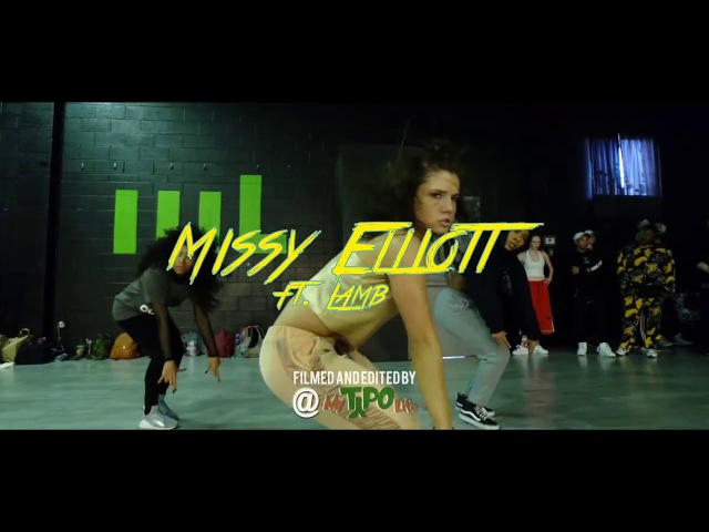 Missy Elliott - I'm Better Ft. Lamb | Robert Green Choreography