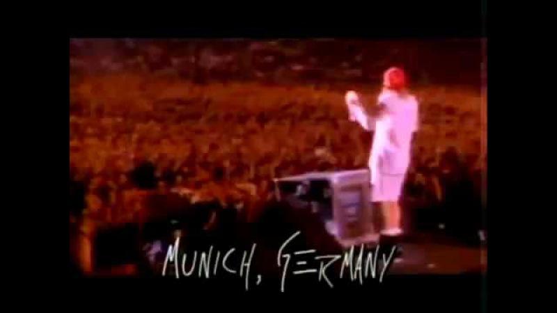G N' R - Olympia Stadium, Munich, Germany, 1993-06-26 [Estranged Introduction]