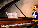 Frederic Chopin - Musical Moments Woody Woodpecker 1947