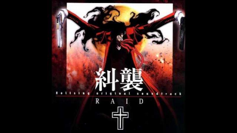 Hellsing RAID - Taiseidou No Bosatsu - Featuring Tabei Tatsuo