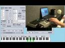 Yamaha P-45, Roland SonicCell, MIDI Assist, Atemp MC1
