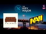 EPIC NaVi vs FRIENDS (bo1) The Kiev Major CIS Qual Dota 2